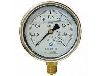 Изображение для услуги Манометры виброустойчивые ДМ 05-05
